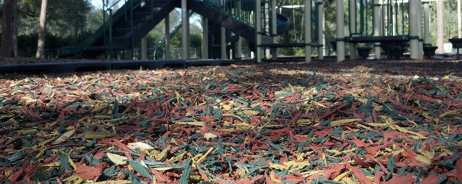 rubber mulch