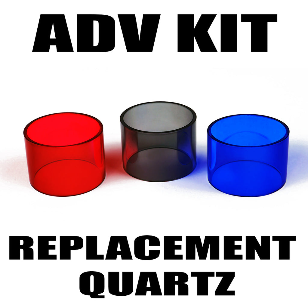 TFV4 - SMOK - ADV Kit Color Quartz Replacement (Read Description)