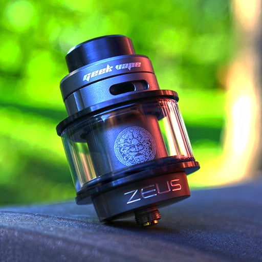"ADV Expansion Kit - ZEUS 26MM Dual Coil RTA - ""ALL DAY VAPE KIT"" (12ML)"