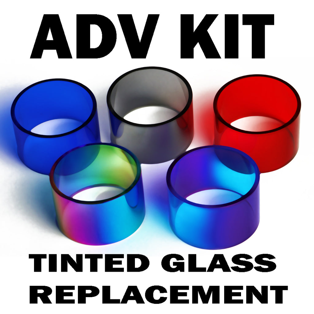 CAPTAIN X3 - ADV Kit Color Quartz Replacement (Read Description)