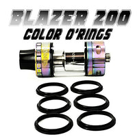 BLAZER 200 - SENSE BLACK COLOR O'RINGS by Inked ATTY