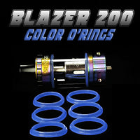 BLAZER 200 - SENSE BLUE COLOR O'RINGS by Inked ATTY