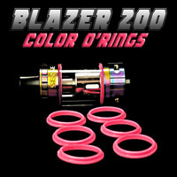 BLAZER 200 - SENSE PINK COLOR O'RINGS by Inked ATTY