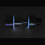 "Blazer PRO - FORCE GLOW ""BLUE"" ORINGS ( 3x Pair ) Glow In The Dark Seals by Inked ATTY"