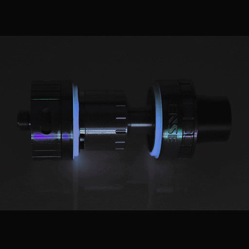"Blazer 200 - FORCE GLOW ""BLUE"" ORINGS ( 3x Pair ) Glow In The Dark Seals by Inked ATTY"