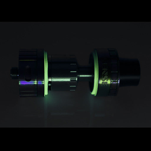 "Blazer PRO - FORCE GLOW ""GREEN"" ORINGS ( 3x Pair ) Glow In The Dark Seals by Inked ATTY"