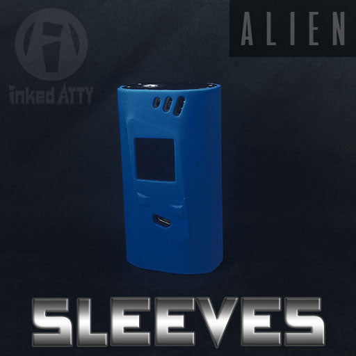 Sleeves - Purple - Alien Mod  Color Silicone Case