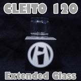 Cleito 120 Extended 5ML - Pyrex Glass Replacement