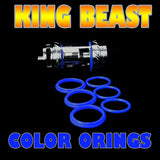 The Cloud Beast KING - TFV12 BLUE ORINGS ( 3x Pair ) SMOK by Inked ATTY