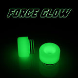 "FORCE GLOW - Resin Drip Tip - Mouth Piece - ( 810 Size  ) ""12.5mm Socket"""