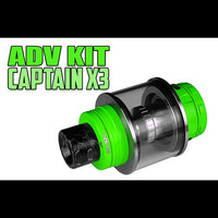 Captain X3 - ADV Kit-