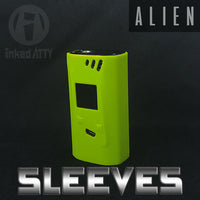 Sleeves - GREEN - Alien Mod Color  Silicone Case