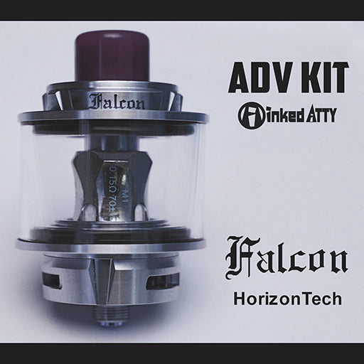 "ADV Expansion Kit - Falcon - HorizonTech ""ALL DAY VAPE TANK"" (13ML Expansion)"