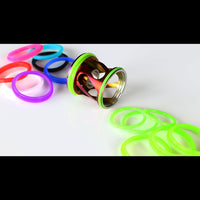 Nunchaku - Uwell - Color Orings Seals Gaskets ( 3x Pair )