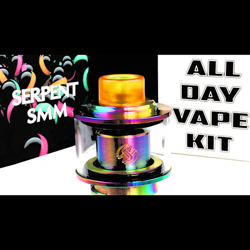 "ADV Expansion Kit - Serpent SMM RTA ""Suck My Mod"" - Wotofo (10ML Expansion)"