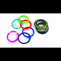 L-Shape Gaskets for the ADV Expansion Kit - Color Oring Seals ( 3x Pair )