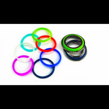 L-Shape O-Ring Gaskets for the ADV Expansion Kit - Color Seals ( 3x Pair )