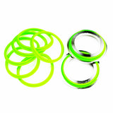 L-Shape O-Ring Gaskets for the ADV Expansion Kit - Color Seals