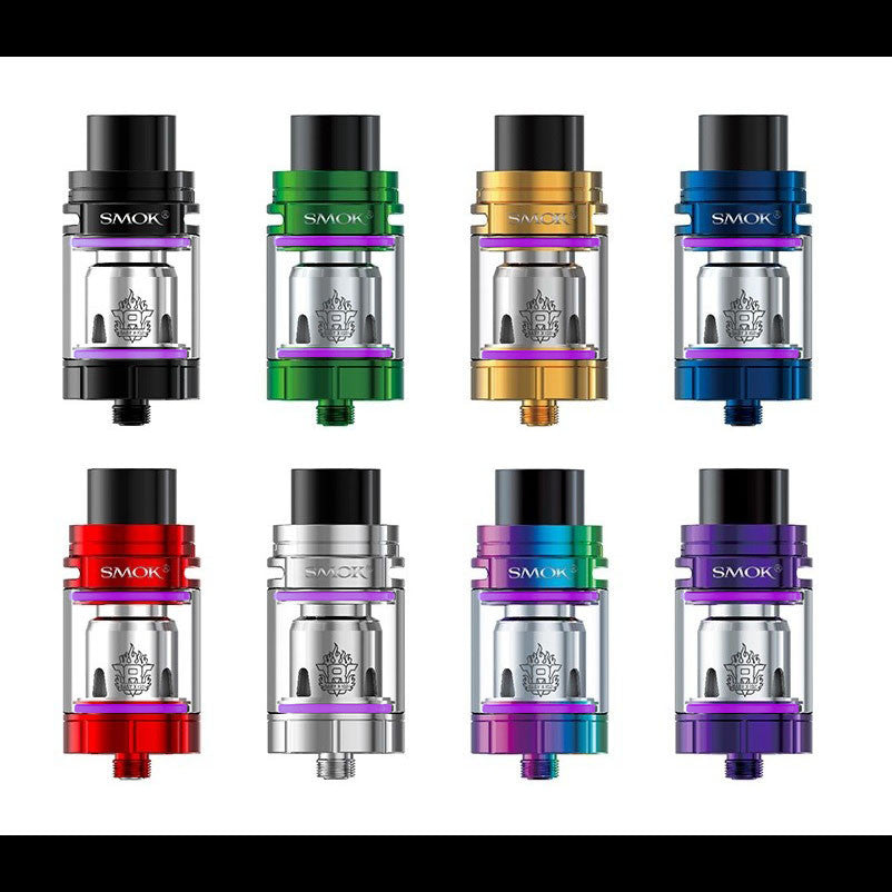 "X-Baby Tank ""SMOK"" - TFV8 ""PURPLE"" Color Orings Seals Gaskets ( 3x Pair )"