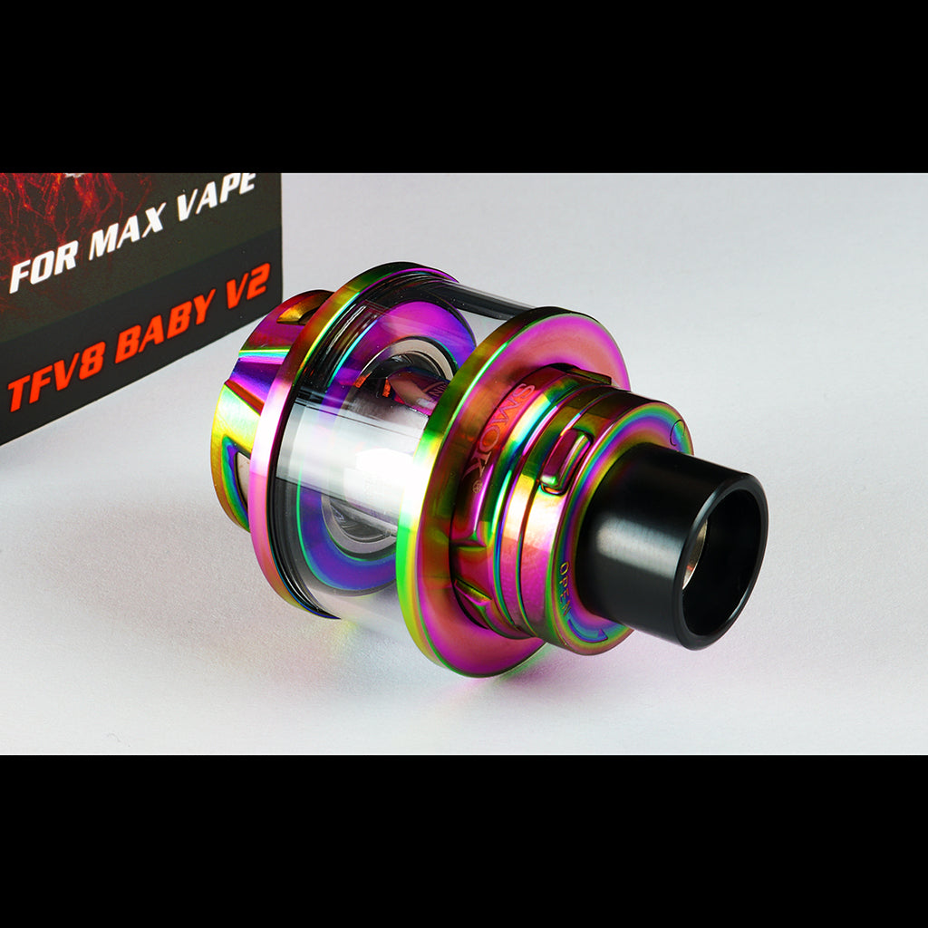 "ADV Expansion Kit - BABY V2 - TFV8 ""ALL DAY VAPE KIT"" (10ML Expansion)"