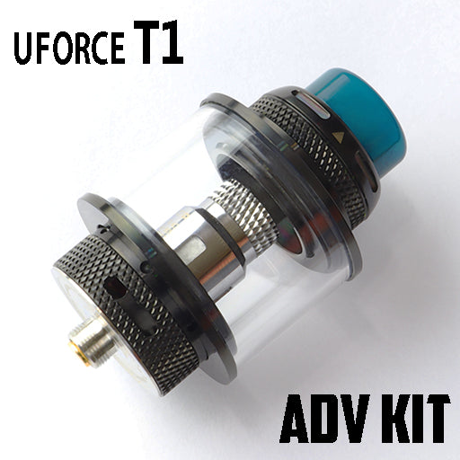 "ADV Expansion Kit - UFORCE T1 - ""ALL DAY VAPE KIT"" (13ML Expansion)"