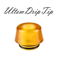 Ultem PEI Drip Tip - Wide Bore - ( 810 Size )
