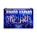 2017-18 Junior Ammo Summit Bid Poster