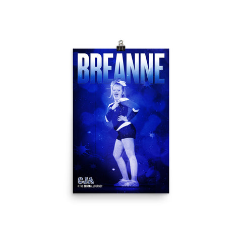 Personalized Poster - Breanne B