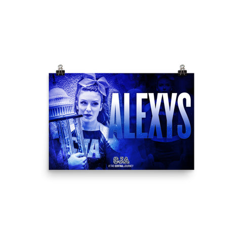 Personalized Poster — Alexys C.