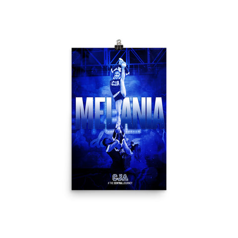 Personalized Poster — Melania