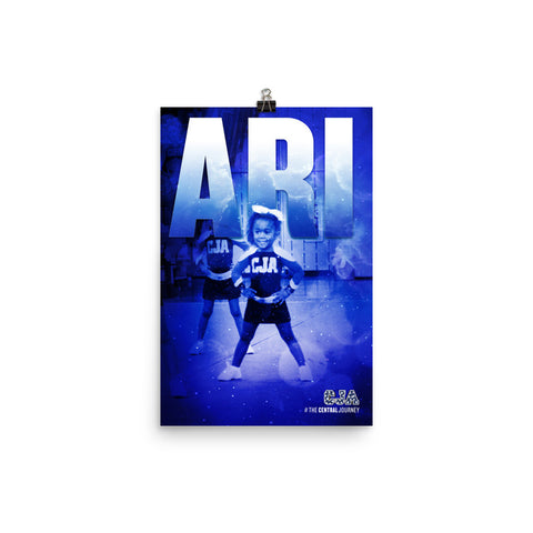 Personalized Poster - Ari G