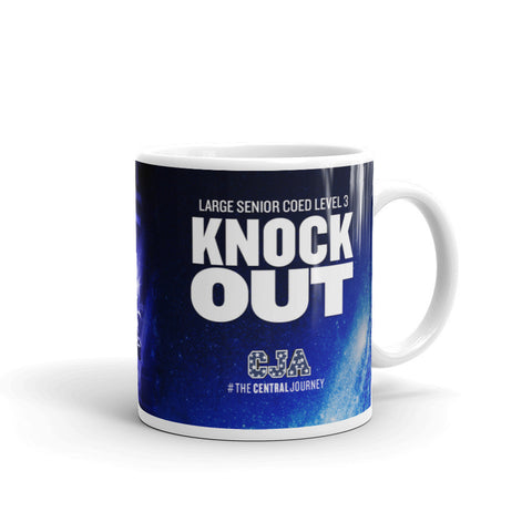 2017 Knockout Photo Mug - Pyramid