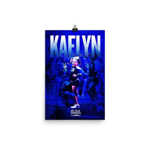Personalized Poster 2018 - Kaelyn