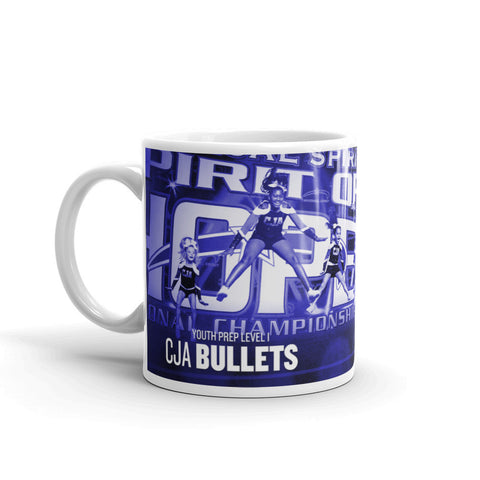 2017 Bullets Photo Mug - Jumps