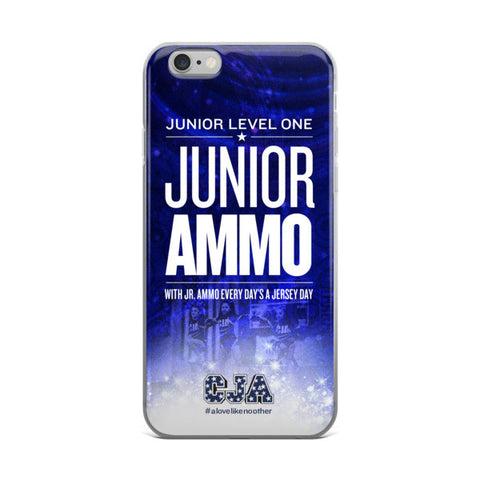 """CJA Junior Ammo"" iPhone 6 / 6 Plus Case"