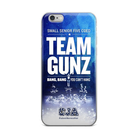 """CJA Team Gunz"" iPhone 6 / 6 Plus Case"