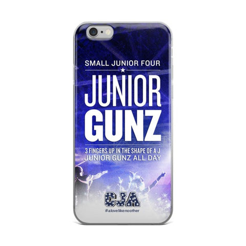 """CJA Junior Gunz"" iPhone 6 / 6 Plus Case"