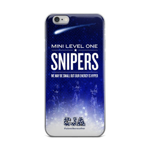 """CJA Snipers"" iPhone 6 / 6 Plus Case"
