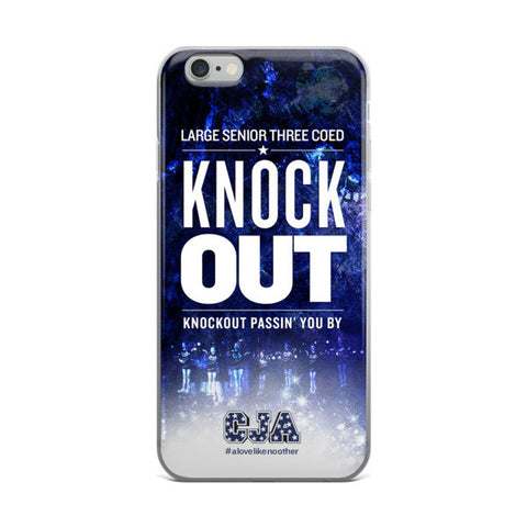 """CJA Knockout"" iPhone 6 / 6 Plus Case"