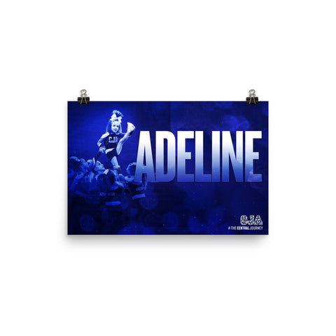 Personalized Poster — Adeline