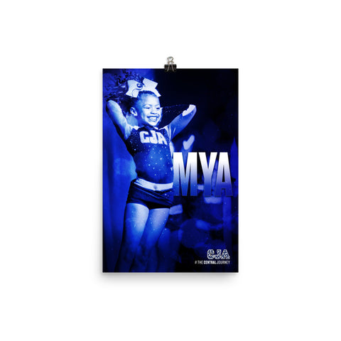 Personalized Poster - Mya G