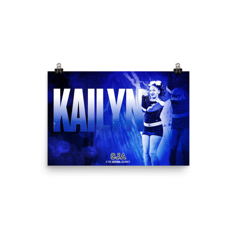 Personalized Poster - Kailyn A