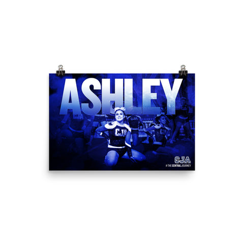 Personalized Poster – Ashley C