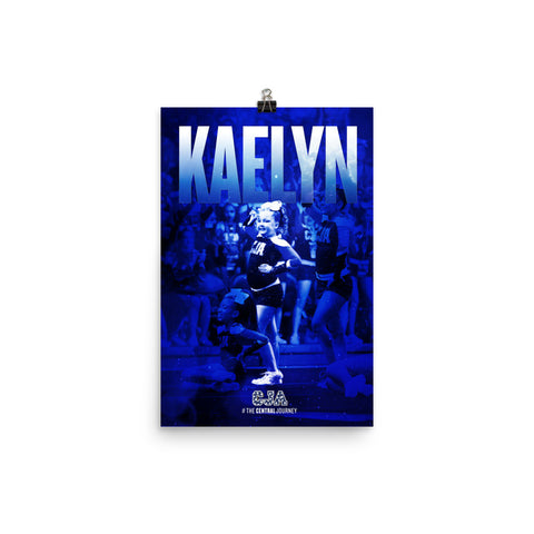 Personalized Poster - Kaelyn