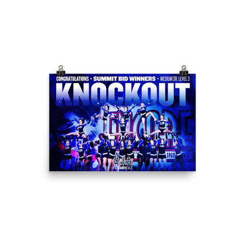 2017-18 Knockout Summit Bid Poster
