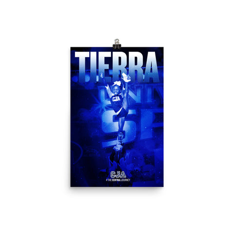 Personalized Poster - Tierra C