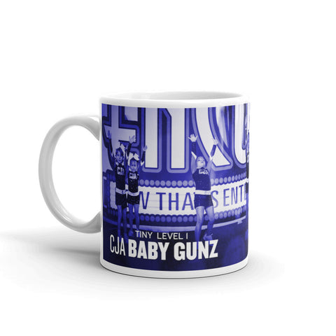 2017 Baby Gunz Photo Mug - Hands in the Air