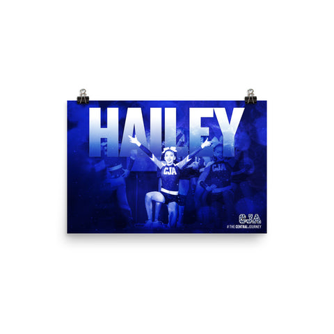 Personalized Poster — Hailey C