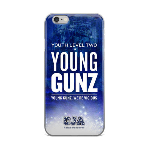 """CJA Young Gunz"" iPhone 6 / 6 Plus Case"