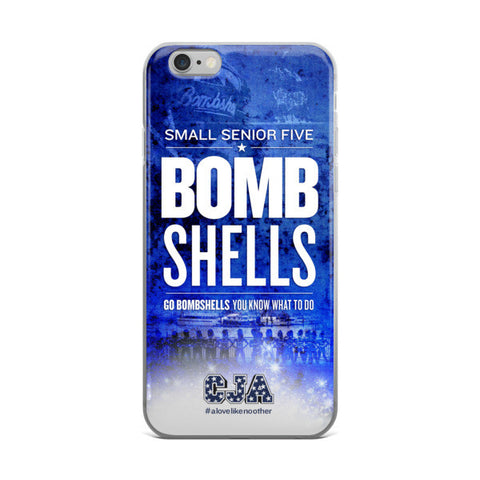 """CJA Bombshells"" iPhone 6 / 6 Plus Case"